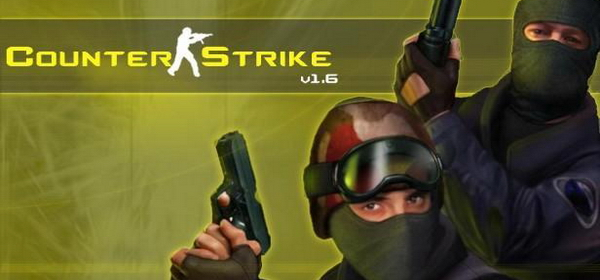 Не теряющая популярности игра - Counter-Strike 1.6